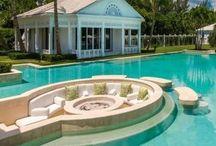 Celebrity Homes / Mansions of the stars / by Sabrina Lozanovski