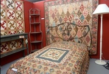 quilts and patchwork / by Barbara in Florida