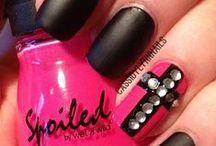 painted nails / best nail art  / by Mac Graham
