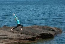 Yoga Retreats at MISA / by Madeline Island School of the Arts
