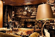 Man Cave / by Ruth Wagner @ Altered Spaces Ltd.