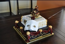 Phantom of the Opera Cakes / Because I want one. / by Raven Hawk