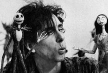 strange and unusual... Tim burton <3 / by Leslie Boors