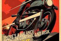 tribeless moto design / by tribeless