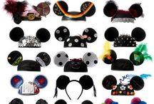 Disney ears / by Stitch 626