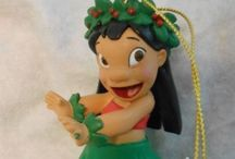 Disney ornaments / by Stitch 626
