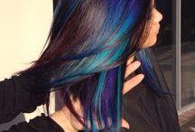 hairstyle / by Saliena Mey