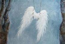 On Angels Wings / † / by Thérèse
