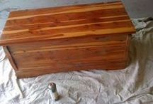 Cedar Chests / by Lucille Guay