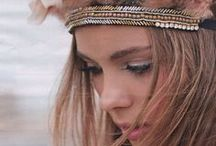 bohemian gypsy / by Lucille Guay