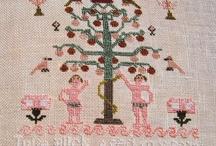 Cross stitch freebies / by Adele