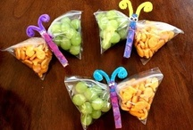 Lunchbox & Snack Recipes / by Amy Hubble Dempster
