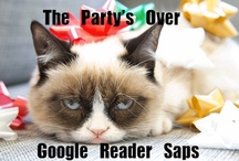 Death of Google Reader / by Kuratur