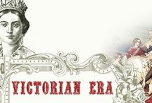 The VICTORIAN Era  / The Victorian Era saw great expansion of wealth, power, and culture. It was a long period of peace, prosperity, refined sensibilities and national self-confidence for Britain. / by Petra