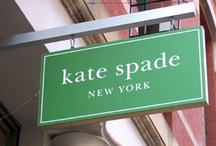 Kate Spade ♠ / by Pink About it