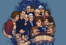Doctor Who? / by Nora Putong