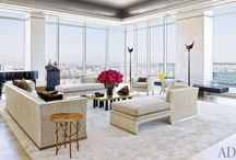 Made in Manhattan apartments and real estate / by Annette Vaughn