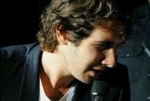 The Brilliant Josh Groban ♥ / I LOVE Josh Groban! I have been a fan since 2001. Therefore, I will pin many pictures and videos of his beautiful face and BEAUTIFUL voice. He is amazing <3 / by Emily Warren