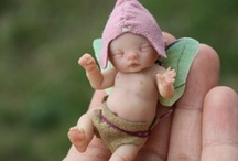 Baby fairies sooo cute!!!!  / by Delores Edmondson