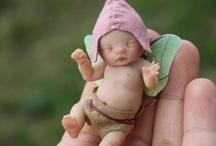 Baby fairies sooo cute!!!!  / by Delores Edmondson