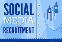 Social Media and Jobs  / by Clark College Career Services