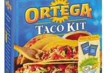 An Ortega Pantry / by Ortega Tacos