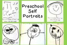 Theme - All About Me / by SnowAngel Preschool