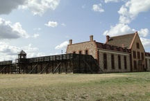 Wyoming Territorial Prison / by WyoStateParks