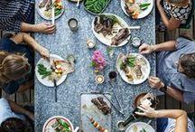 tummy grumbles / cooking, baking, food styling  / by Sarah Bader
