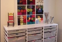 The fiber studio / by Lisa Gedert