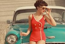 Pin up styles 50' & 60's / by Marc C Photography