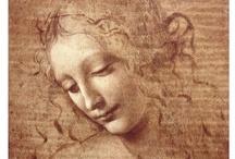 DaVinci, Leonardo / by Donna Buchanan