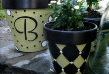 Clay Pots / by Kimberlee Anderson