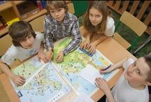 Uczniowie o projektach [2012-2013] / by Szkoła z Klasą 2.0
