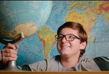 Uczniowie na blogach [2013-2014] / Zobacz najciekawsze wpisy uczniów blogujących w programie Szkoła z Klasą 2.0 (edycja 2013-2014) / by Szkoła z Klasą 2.0