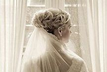 Gorgeous Wedding Hair Inspiration / by All For Mary