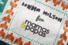 Fox Favorites / We love foxes at Mamas & Papas - so much so British designer Donna Wilson designed a special fox print just for us! Here are some of our most loved items / by Mamas & Papas US