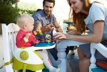 Dinner Time! / Because dinnertimes are for everyone, here are a few ways to make eating inclusive for little kids and big kids / by Mamas & Papas US