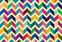 Trend Alert: Geometric Shapes / Bright and bold color palettes with a contemporary urban feel / by Mamas & Papas US
