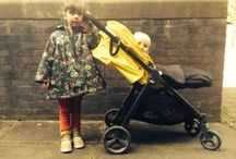 Armadillo in Action / Check out our Armadillo strollers out and about in action! / by Mamas & Papas US