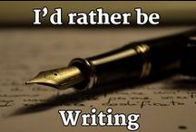 The Writing Habit / By writers, for writers...contains both truth and humor. :) / by Robyn LaRue