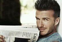 David Beckham / by Kevin Griffin
