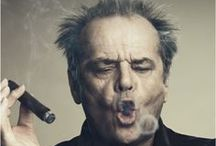 Jack Nicholson / by Kevin Griffin