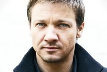 Jeremy Renner / Jeremy Lee Renner is an American actor, singer-songwriter, film producer, former makeup artist, and musician. / by Kevin Griffin
