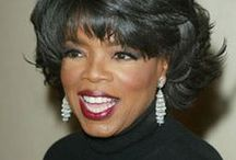 Oprah Winfrey / by Kevin Griffin