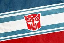 Autobot Transformers / Autobot Transformers / by Golden Shekel