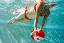 Water Workouts / Workouts in the water that will make you definitely wet, maybe not only from the water but from the sweat ;-) / by 4yourfitness