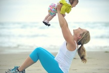 With and Post Baby Workouts / Workouts with your Baby  - to bring fun and action in your and your baby's life, this board also contains post baby workouts / by 4yourfitness