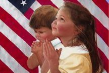 GOD BLESS THE USA  / by Dorothy Dorchester