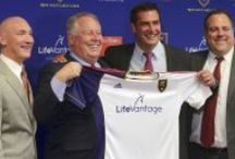 Coaching Staff / The 2014 Coaching staff including the MLS Best Trainers of the Year. / by Real Salt Lake